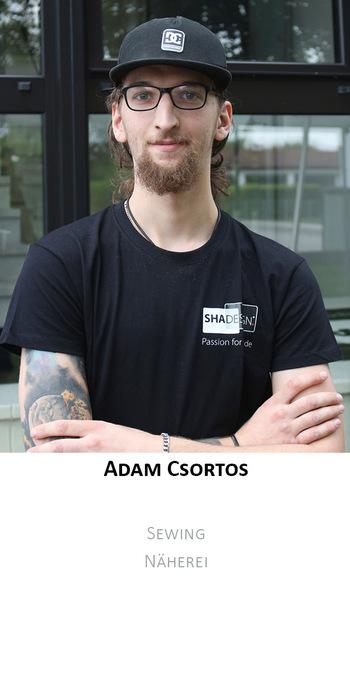 Adam Csortos