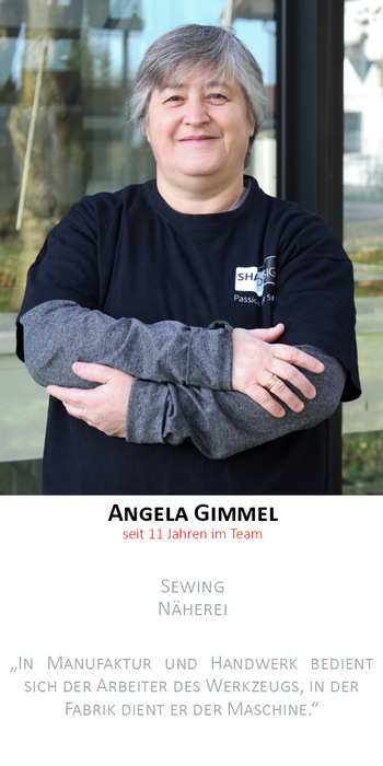 Angela Gimmel | Produktion