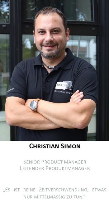 Christian Simon | Produktmanagement