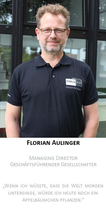 Florian Aulinger | CEO