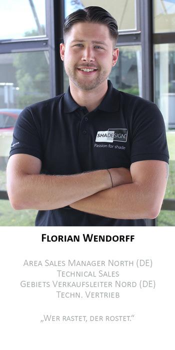 Florian Wendorff | Außendienst