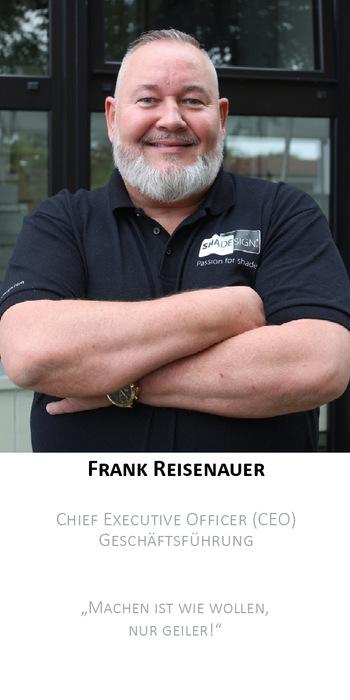 Frank Reisenauer | CEO