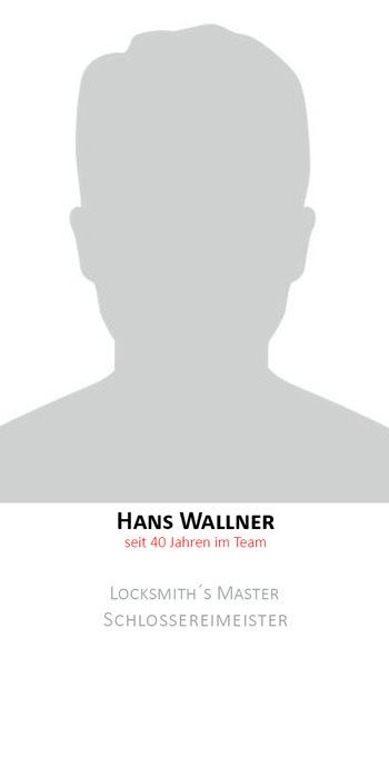 Hans Wallner | Schlosserei