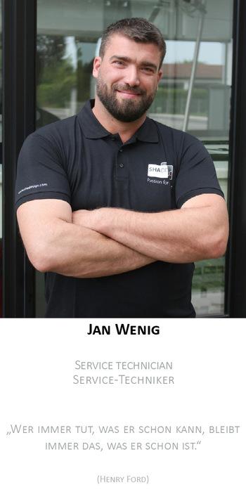 Jan Wenig