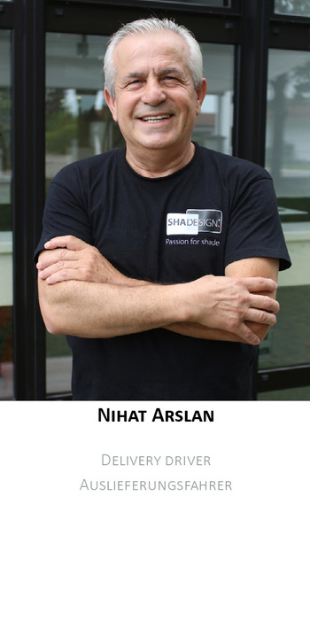 Nihat Arslan | Fahrer