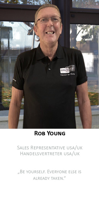 Rob Young | Handelsvertreter UK & USA