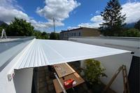24 | SHADE | rollbares Schutzdach von oben