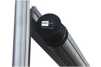 16 | SHADE | rollbares Schutzdach in weissaluminium