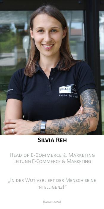 Silvia Reh | Marketing/E-Commerce