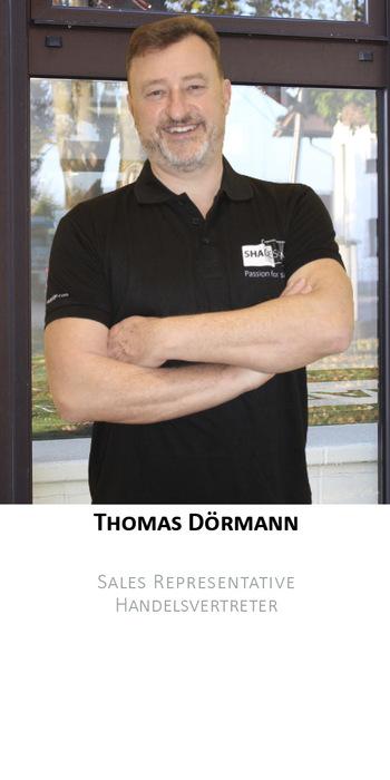 Thomas Dörmann | Außendienst