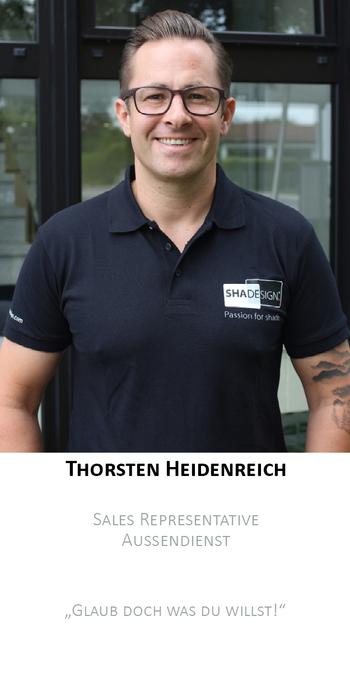 Thorsten Heidenreich | Außendienst